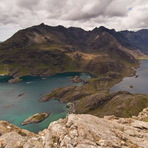 Cuillin mountains - Editor's choice 20 November 2010