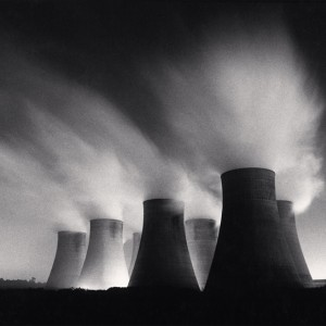 Ratcliffe Power Station by Michael Kenna