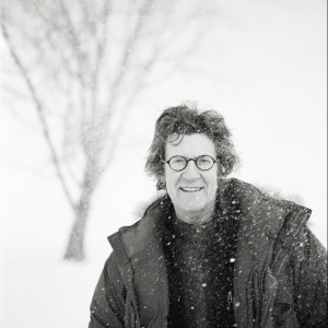 Portrait of Michael Kenna By Mark Silva