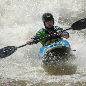 The Whitewater Rider