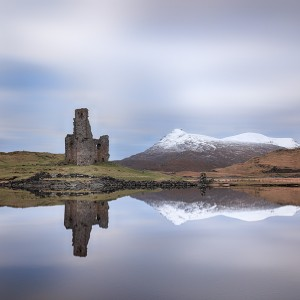 Ardvreck Castle Reflection