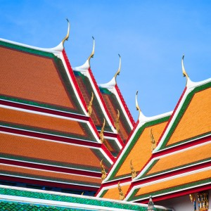Grand Palace Roofs 0989
