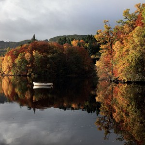 Loch Faskally Autumn