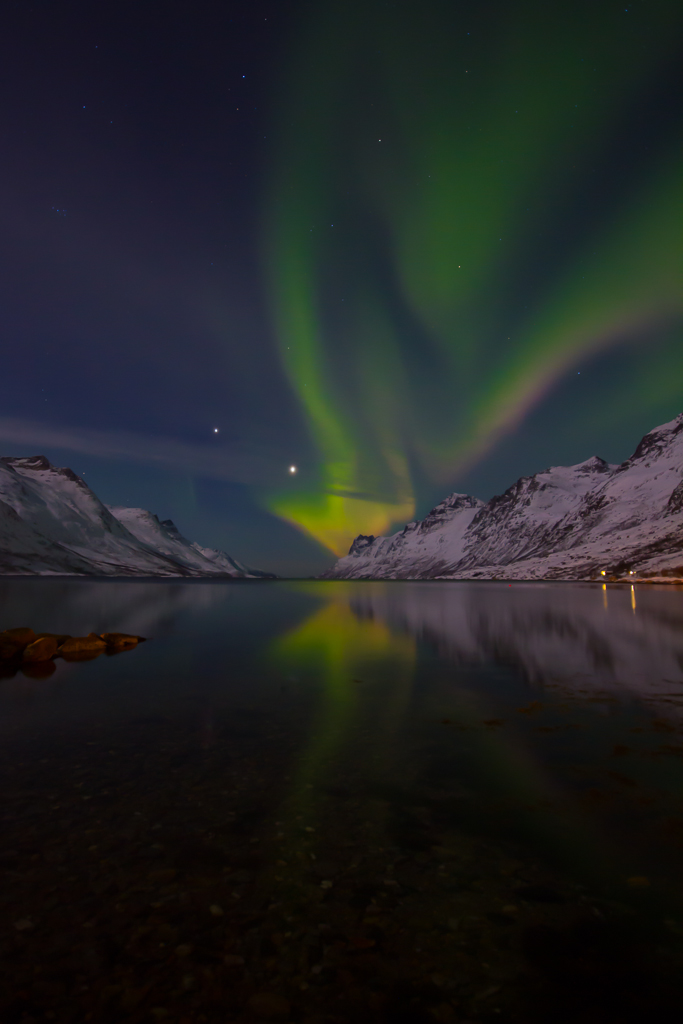 a study of the aurora borealis The aurora is a glow observed in the night sky, usually in the polar zone it is also known as northern lights or aurora borealis, which is latin for northern dawn since in europe especially.