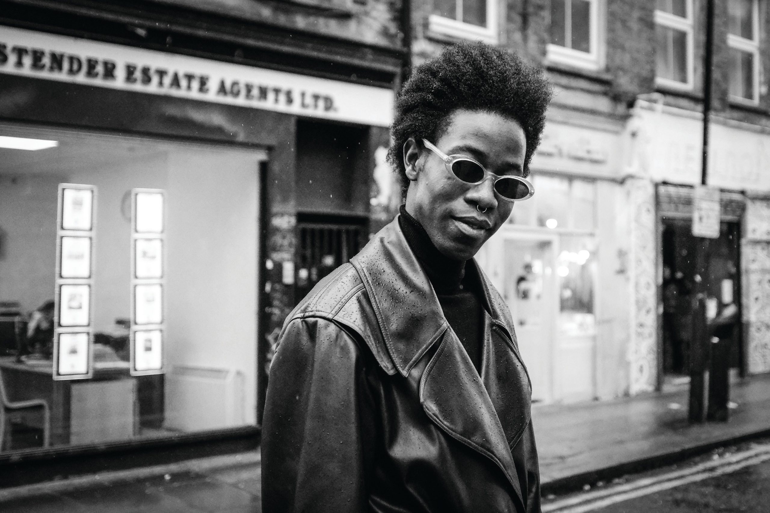 great portraits - black and white street photography