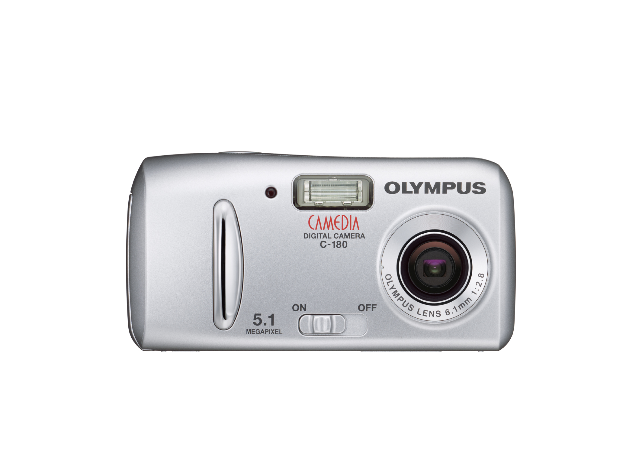 Olympus launches 5MP compact for £130