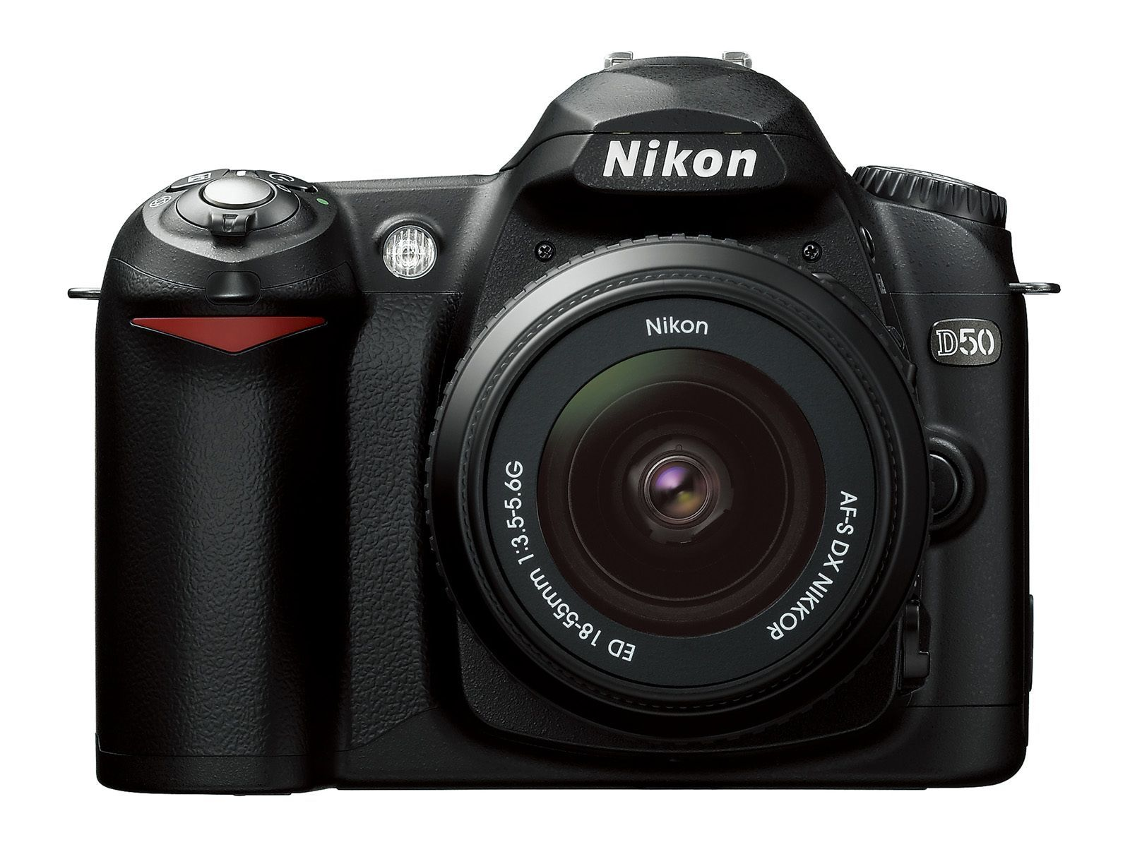 Nikon D50 digital SLR due out in days