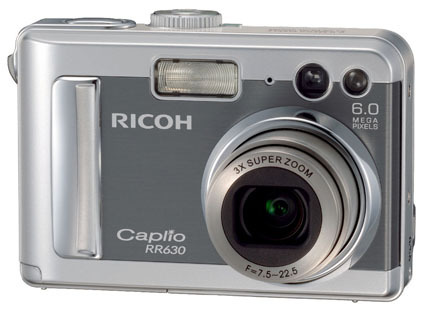 Ricoh releases budget-priced 6MP