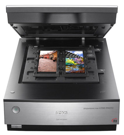 Epson scanner targets enthusiasts