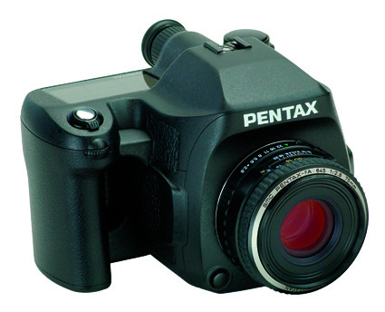 Pentax poised to launch 10MP SLR