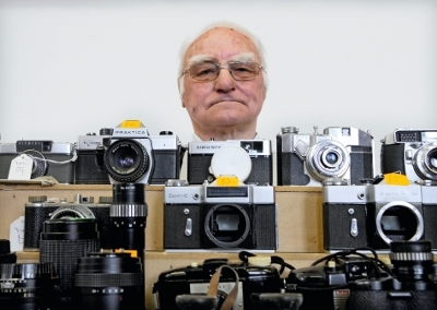 Camera fairs – get a bargain at one of Britain's second hand camera fairs