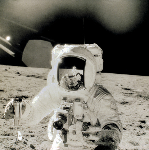 Moon landing was 'huge leap for photography', says Hasselblad