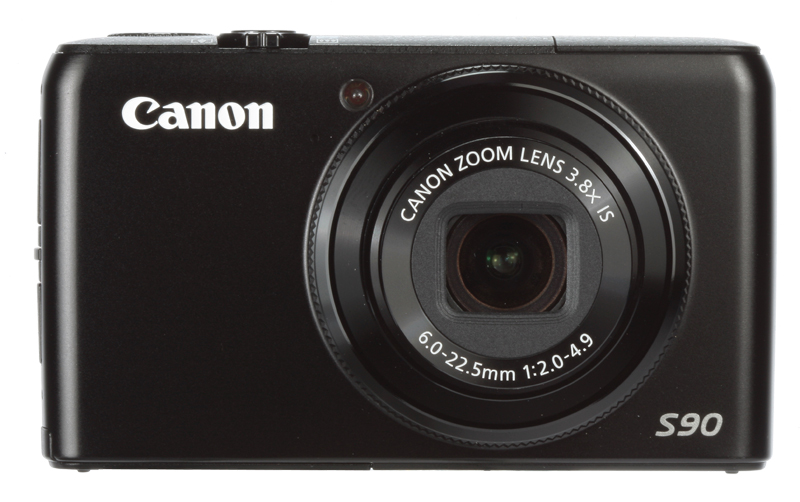 Canon PowerShot S90 review