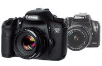 Buying a second DSLR