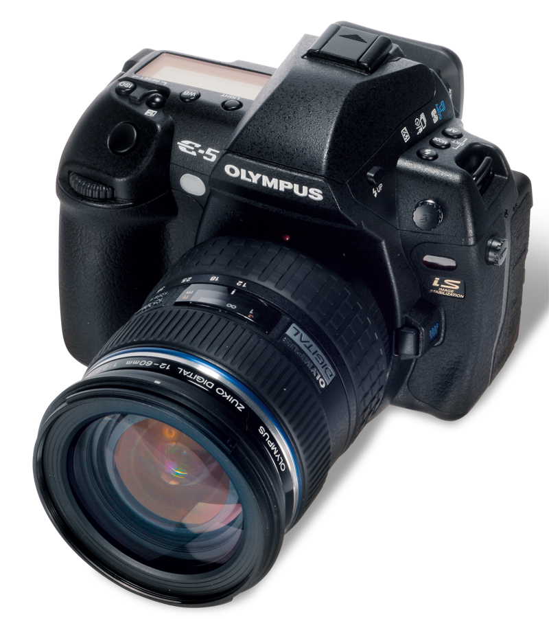 Olympus E-5 review