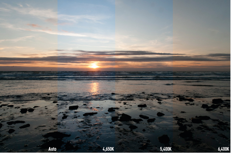 How to use white balance to create atmosphere