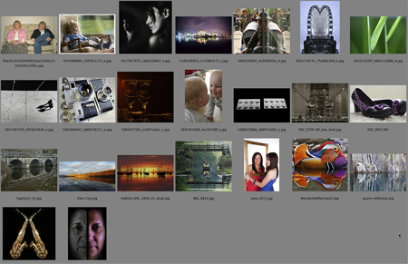 Amateur Photographer forum competition results June 2011