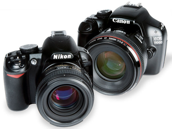 Professional-level results? Entry-level DSLRs