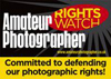 Photographers not all terrorism plotters, security staff told