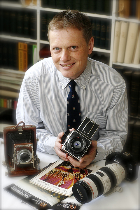 Photographers' rights focus for new RPS man