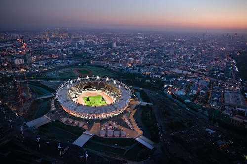 Win tickets to the London 2012 Olympic Games!