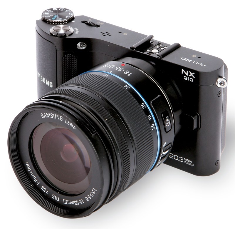 Samsung NX210 review