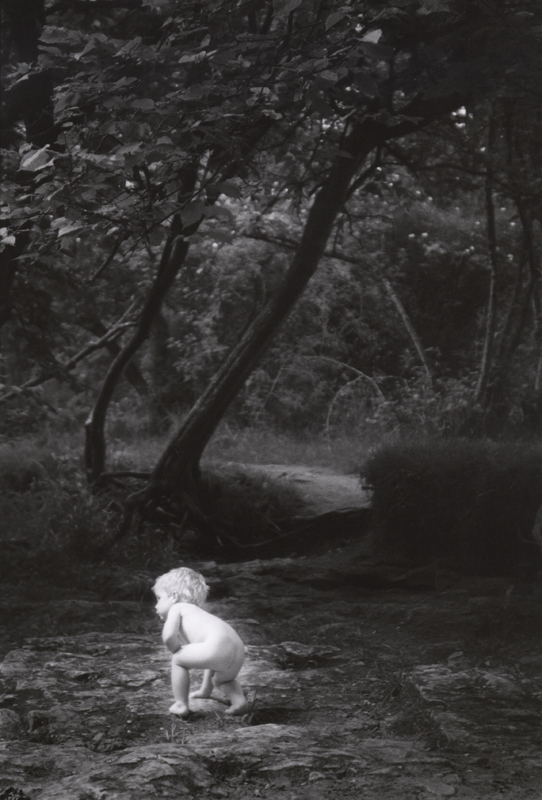 Photo Insight with Andrew Sanderson – Child in a Forest