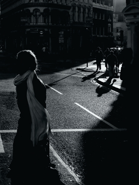 Win the chance to take part in the Fujifilm X-Pro1 Street Experience.