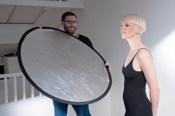 How to Shoot Portrait Photos at Home