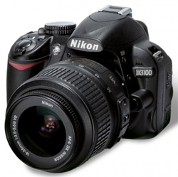 Win a Nikon D3100 and help prevent sight loss