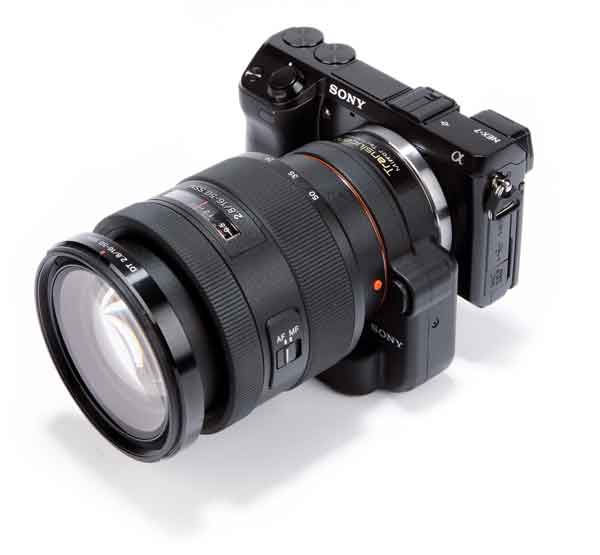 Second-hand Lenses Adapters – Sony CSC Adapters