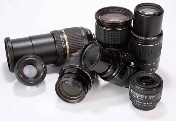 Last-generation lenses