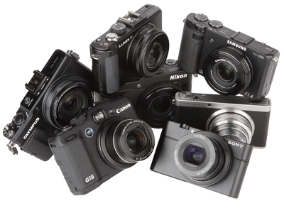 Fast-aperture compacts