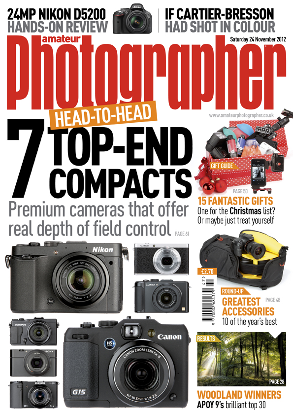 Christmas Gift Guide see AP dated 24 November 2012