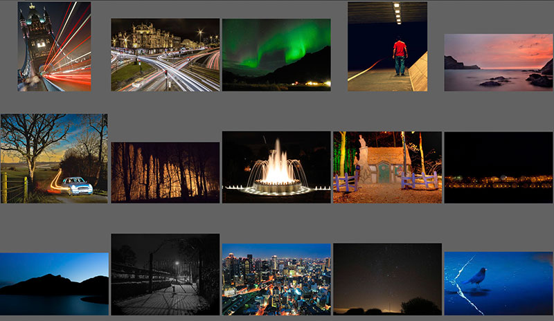 Amateur Photographer Forum Competition Results for the January 2013 Round – The Colour of Night