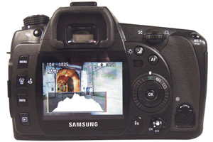 LCDs and viewfinder types