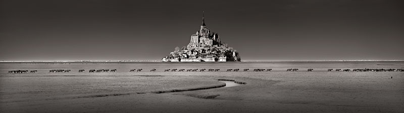 Photo Insight with Jim Brandenburg – Mont Saint-Michel, France