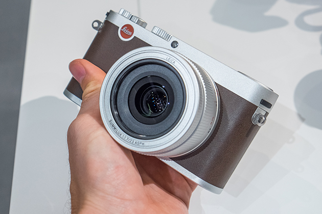 Leica X (Type 113) – hands-on first look review
