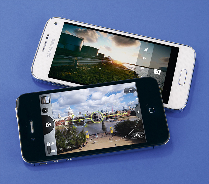 Six of the best camera apps for Android and iOS