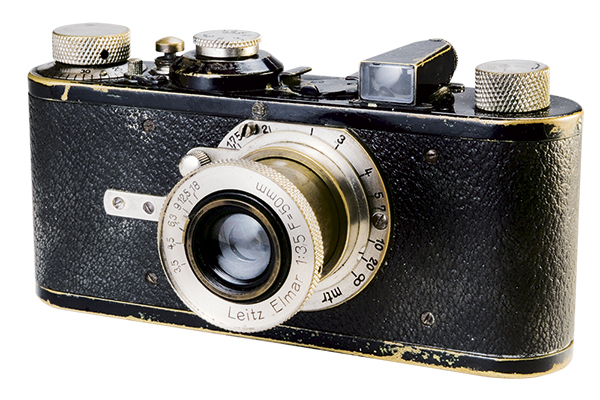 130 years of cameras