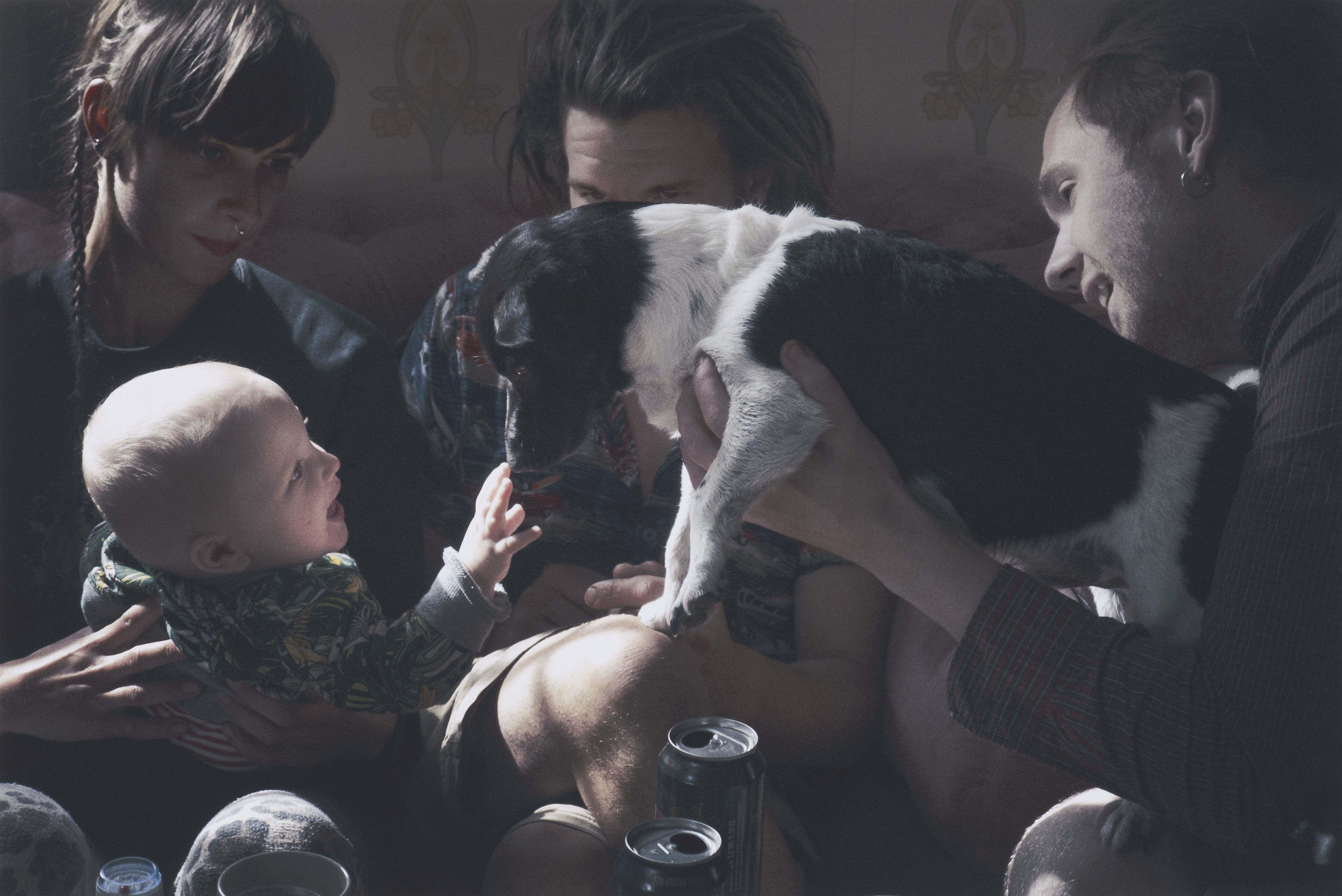 Taylor Wessing Photographic Portrait Prize awarded to former musician