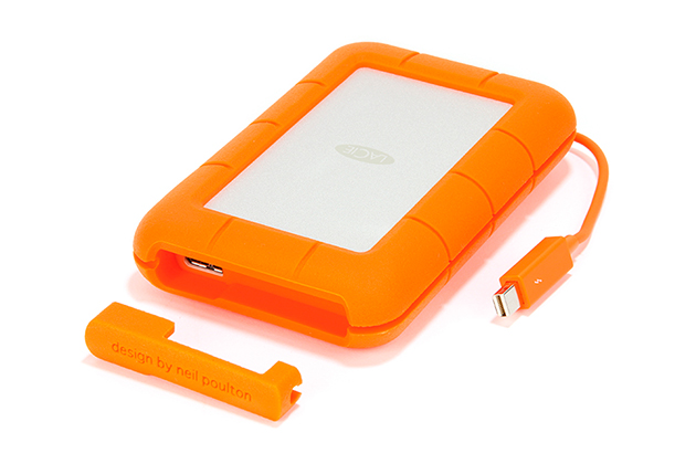 LaCie Rugged USB 3.0 Thunderbolt series 500GB SSD review