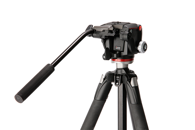 Manfrotto XPRO Fluid Head review