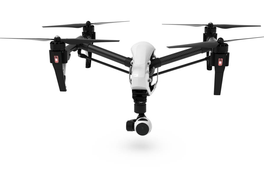 4K-equipped drone DJI Inspire 1 announced