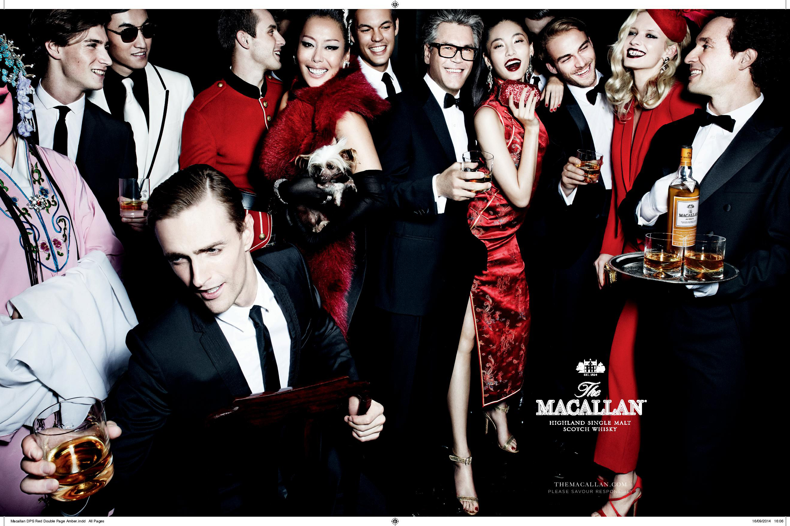 Mario Testino revealed as The Macallan Master of Photography