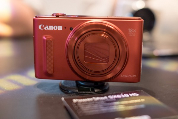 CES 2015: Canon Stand Report