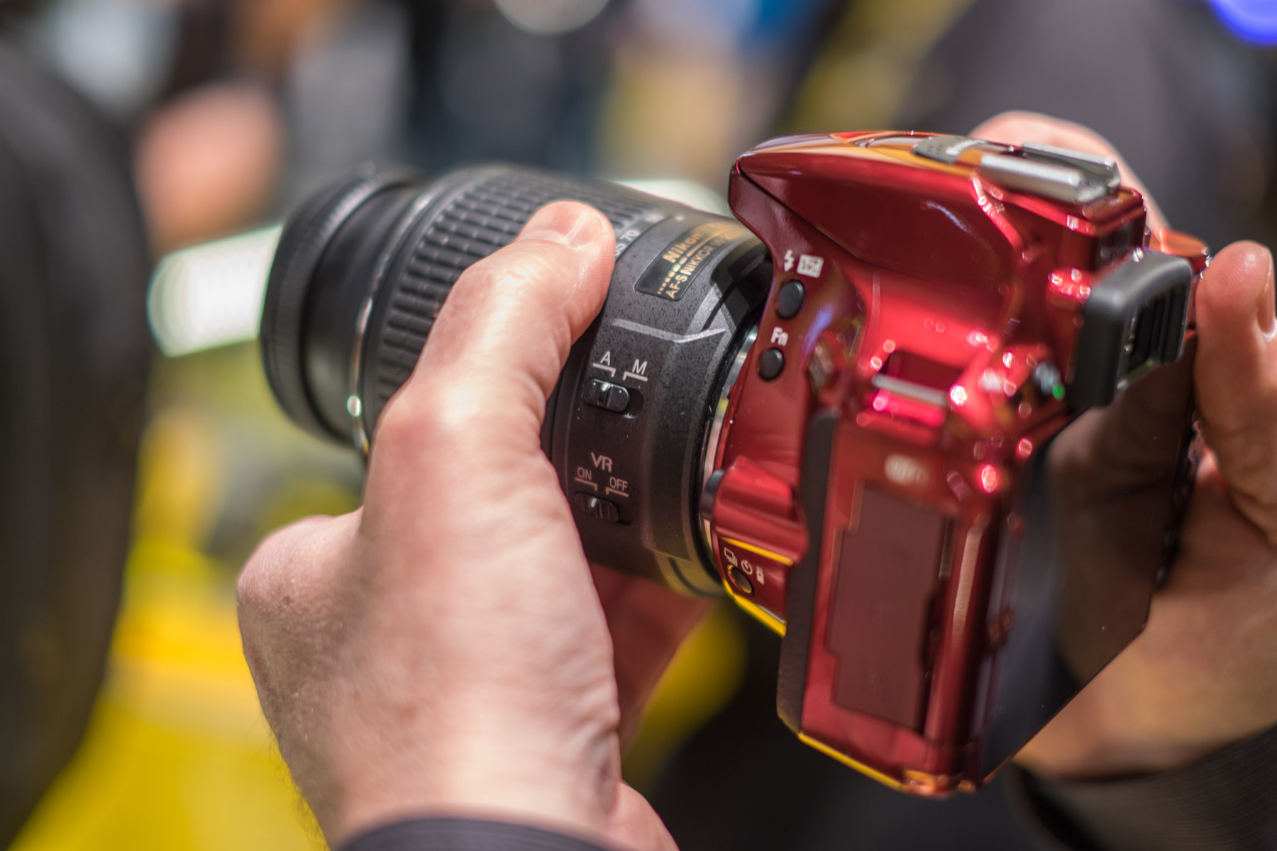 The 5 key things you need to know about the Nikon D5500