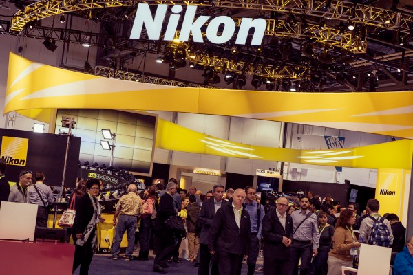 CES 2015: Nikon Stand Report