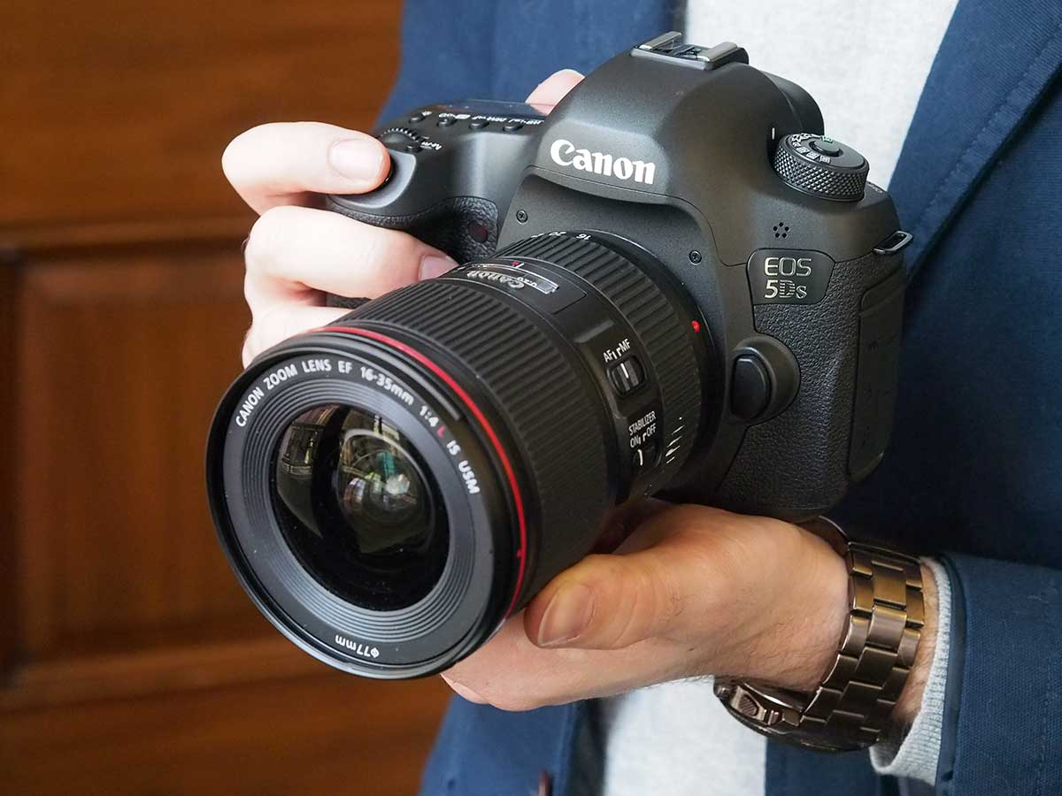 Canon EOS 5Ds Review – Hands-on First Look
