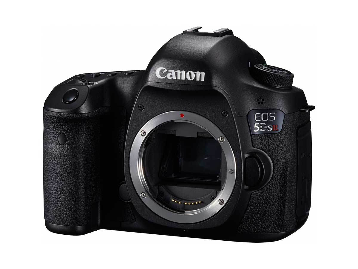 Canon EOS 5Ds R Review – Hands-on First Look